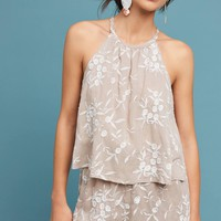 Frontier Embroidered Romper