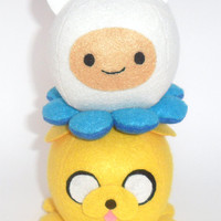 Octopus Adventure Time plushies
