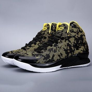 Under Armour Fashion Sneakers Sport Shoes-9