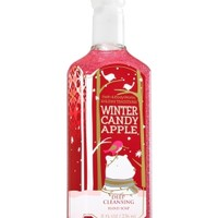 Deep Cleansing Hand Soap Winter Candy Apple