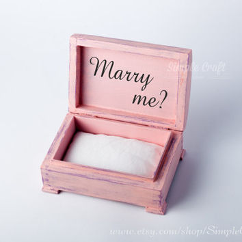 Wedding bearer box wedding ring bearer pillow beach bearer box ring bearer pillow boxes engagement ring box bridal keepsake box bearers box