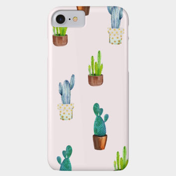Cactus Formation Phone Case By 83Oranges Design By Humans