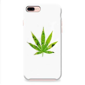 Cannabis Marijuana Weed Inspired iPhone 8 | iPhone 8 Plus Case