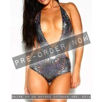 Disco Bodysuit (Pre-Order Now! Estimated Ship Date- 10/3/14)