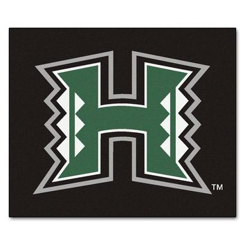 University of Hawaii Tailgater Rug 5x6