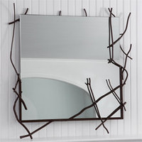 Branch Mirror : High Camp Home - Interior Design and Home Furnishings - Truckee and Lake Tahoe California