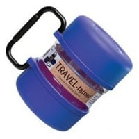 Gamma Vittles Pet Food Travel Container