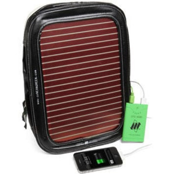 Piggyback Solar Powered Gadgetbag