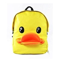 Phenas® Duck Canvas Backpack Bag School Shoulder Bag - Extra Heavy Duty
