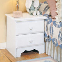 New Visions by Lane Reflections 2 Drawer Nightstand