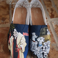 Disney's 101 Dalmatians Toms Shoes