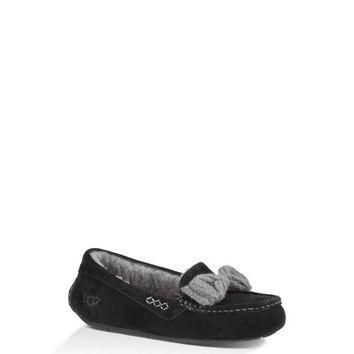UGG Official | Women's Ansley Knit Bow Footwear | UGGAustralia.com