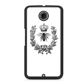 Wreath Crown Bee Nexus 6 case