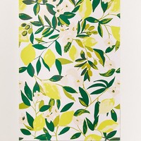 Lemons Removable Wallpaper | Urban Outfitters