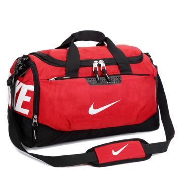 Large NIKE Sports Crossbody Shoulder Handbag