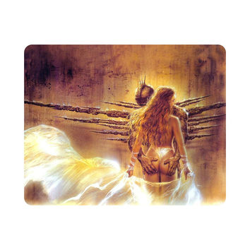 Beautiful Awesome Fantasy Mouse Pad #11