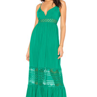 BB Dakota JACK by BB Dakota Kaia Dress in Pepper Green