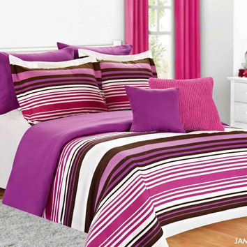 Jamie Twin Comforter Set Multi Color - Twin