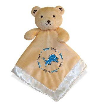 Detroit Lions NFL Infant Security Blanket (14 in x 14 in)