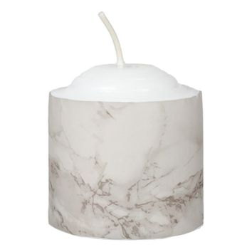 Marble Stone Votive Candle