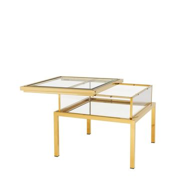 Gold Side Table | Eichholtz Harvey