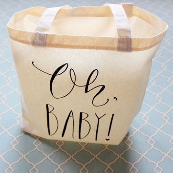 Baby Shower Guest Favor or Baby Shower Gift Bag