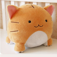 Fat Kitty Plush