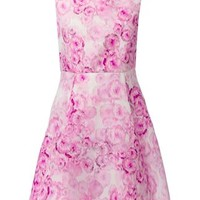 Giambattista Valli Flower Print Sleeveless Dress - Fiacchini - Farfetch.com