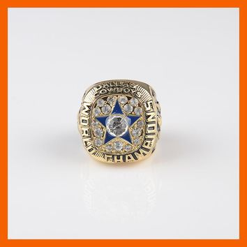 1971 DALLAS COWBOYS SUPER BOWL VI WORLD CHAMPIONSHIP RING 8 9 10 11 12 13 14 AVAILABLE