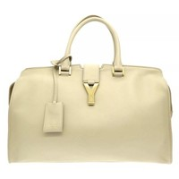 VONE9IB YVES SAINT LAURENT YSL LARGE SATCHEL