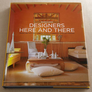 Designers Here & There Hardcover Book