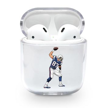Gronk Spike Airpods Case