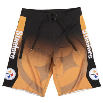Pittsburgh Steelers Official NFL Board Shorts