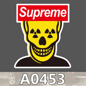 0453 Hot Fashion Mixed stickers for kids Home decor on laptop sticker decal fridge skateboard cut doodle sticker toy stickers