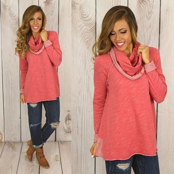 Cowl-It Cocoon Top - Free People