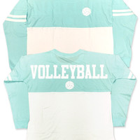 Oversized Billboard Pullover T-Shirt | Midwest Volleyball Warehouse