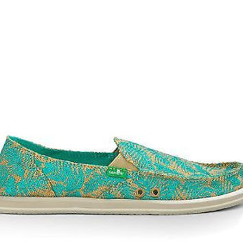 Sanuk Womens Donna Palma Shoes