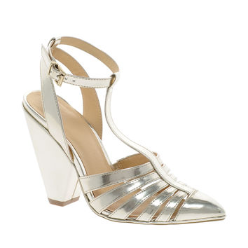 ASOS HEBE Gladiator Heeled Sandals