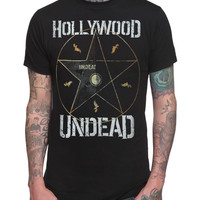 Hollywood Undead Star Slim-Fit T-Shirt