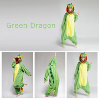 Unisex Kigurumi Pajamas Party Cosplay Anime Costumes Animal Onesuit Pyjamas S~XL