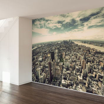Fifth Ave NYC Wall Mural Decal