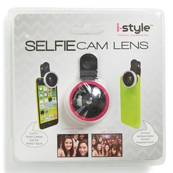 Girl's Rampage 'i-Style' Selfie Camera Lens