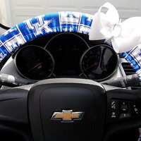 Steering Wheel Cover University of Kentucky UK