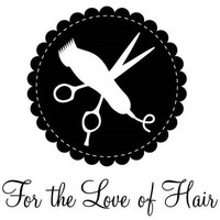 For the Love of Hair Decal!