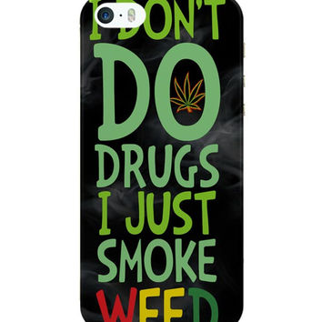 Smoke Weed iPhone 5 / 5S Case Cover
