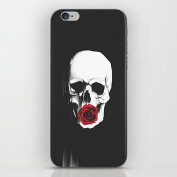 Fragile Love iPhone & iPod Skin by Ducky B
