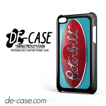 Peterbilt Truck Logo DEAL-8570 Apple Phonecase Cover For Ipod Touch 4