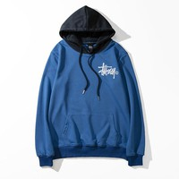 Women's and men's Stussy  Sweatshirt for sale 501965868-0115