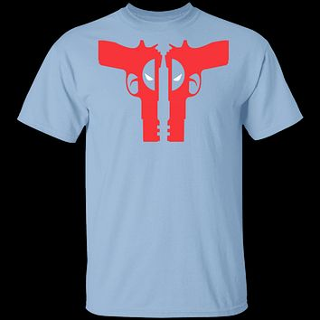 Deadpool Guns T-Shirt