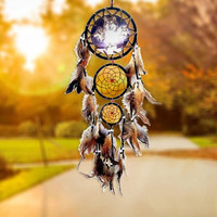 Style Home Decor Totem Creative Handcrafts Dream Catcher [6284169542]